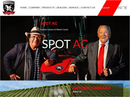 Tractors Antonio Carraro Tractor People
